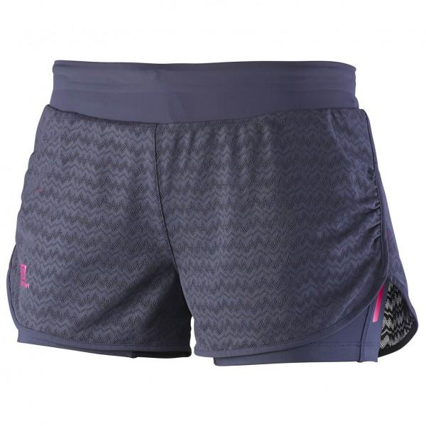 Salomon - Women's Elevate Short - Pantalon de running