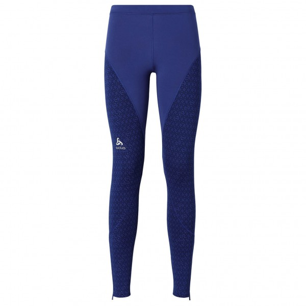 Odlo - Women's Gliss Aop Tights - Pantalon de running
