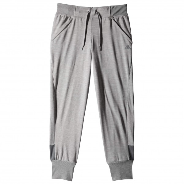Adidas - Women's Beyond The Run Pant - Juoksuhousut