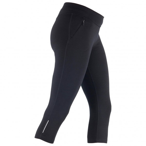 Icebreaker - Women's Rush 3Q Tights - corsaires de running