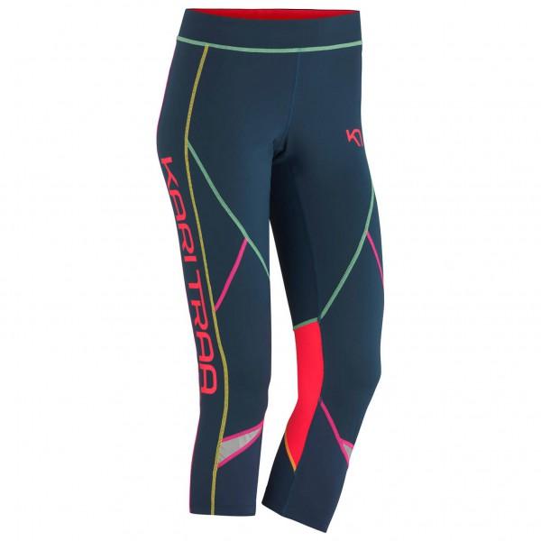 Kari Traa - Women's Louise 3/4 Tights - Pantalon de running