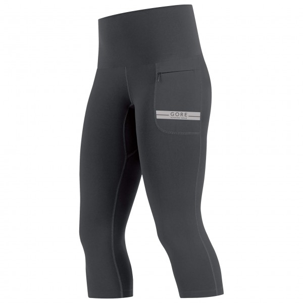 GORE Running Wear - Air Lady Tights 3/4 - 3/4-juoksutrikoot