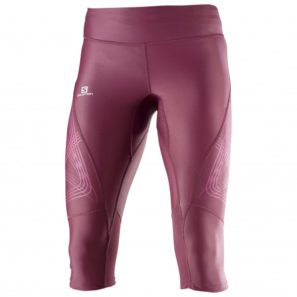 Salomon - Women's Intensity 3/4 Tight - 3/4-juoksutrikoot