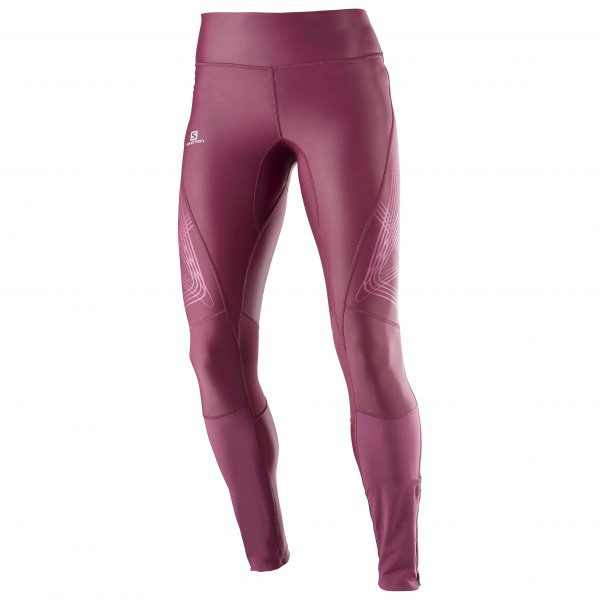 Salomon - Women's Intensity Long Tight - Pantalon de running