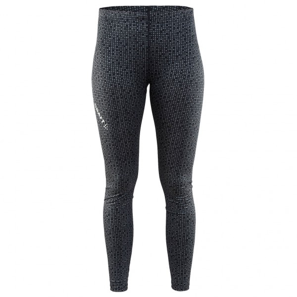 Craft - Women's Mind Reflective Tights - Juoksuhousut