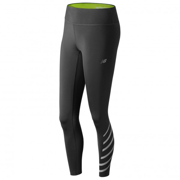 New Balance - Women's Viz Reflective Tight - Laufhose