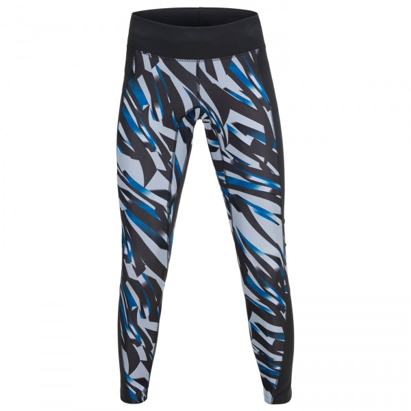 Peak Performance - Women's Block Running Printed Tights - Löparbyxa