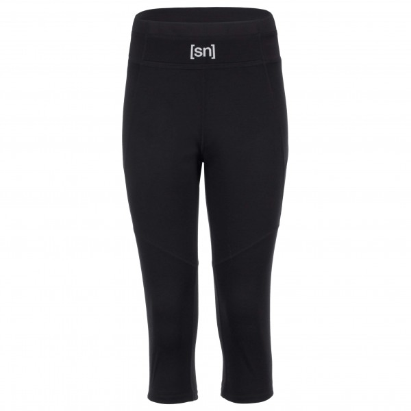 super.natural - Women's Essential 3/4 Tight - Running trousers