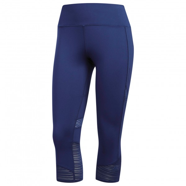 adidas - Women's How We Do 3/4 Tight - Running tights