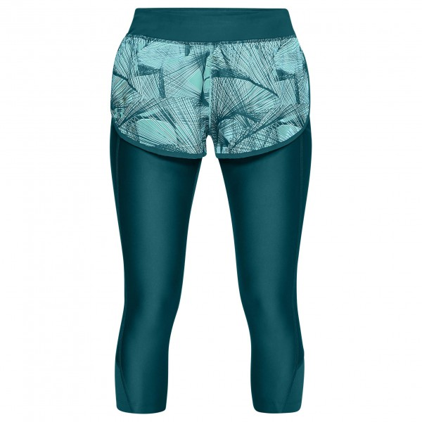 Under Armour - Women's Armour Fly Fast Print Shapri - Lauftights