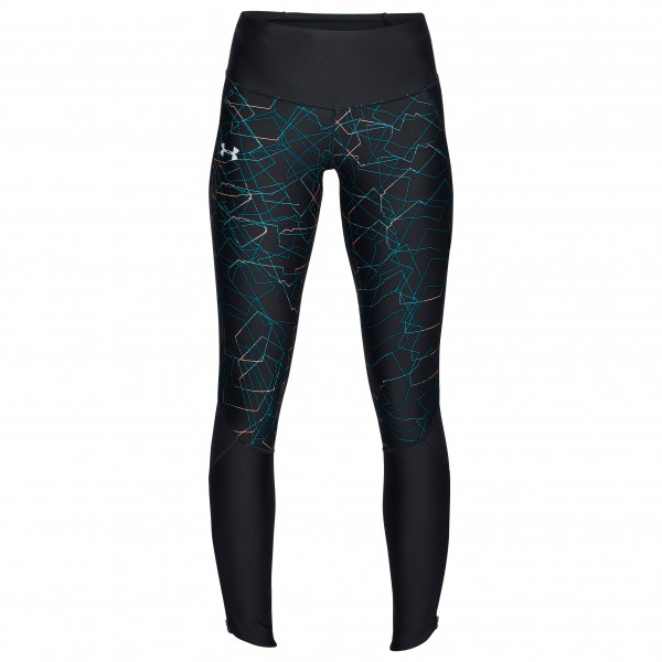 Under Armour - Women's Armour Fly Fast Printed Tight - Laufhose