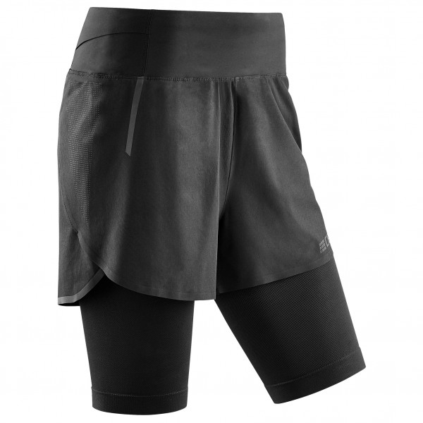 CEP - Women's Run 2in1 Shorts 3.0 - Hardlooplegging