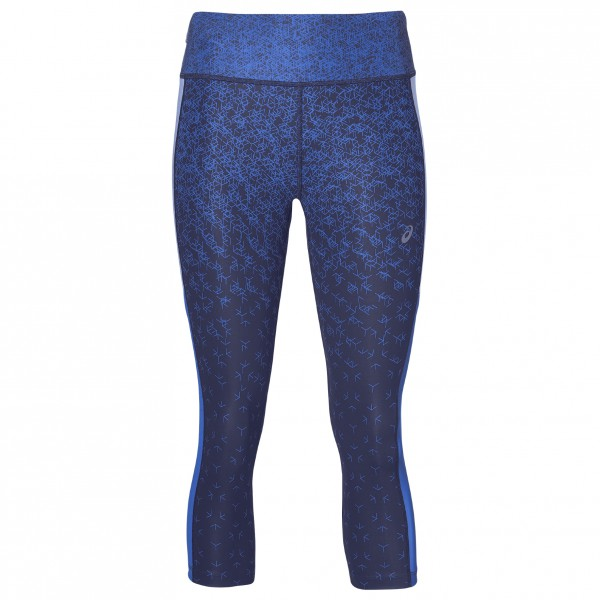 Asics - Women's Capri Tight Print - Mallas de running