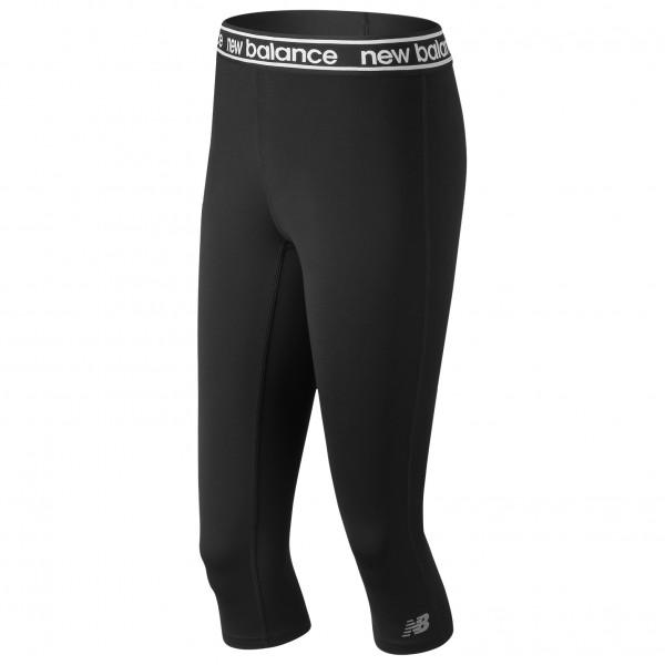 New Balance - Women's Color Block Accelerate Capri 2.0 - Running tights