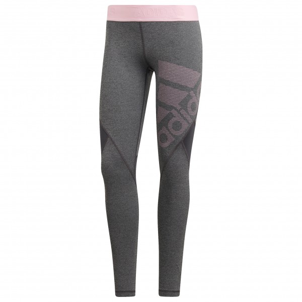adidas - Women's Alphaskin Sport Tight LG - Running trousers