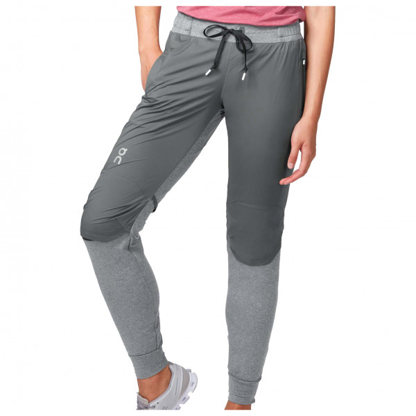On - Women's Running Pants - Running trousers
