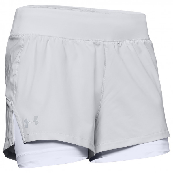 Under Armour - Women's UA Launch SW 2-In-1 Short - Running trousers