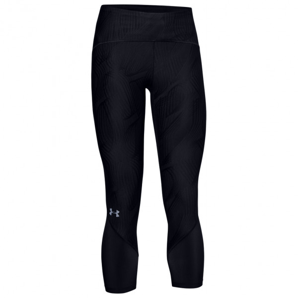 Under Armour - Women's UA Fly Fast Jacquard Crop - Lauftights