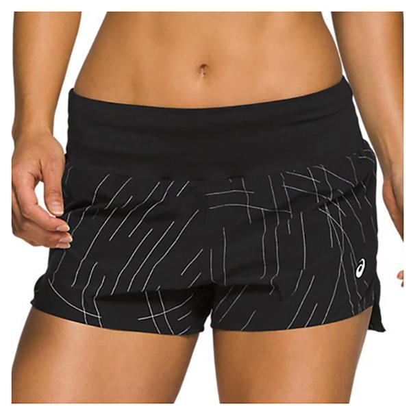 Asics - Women's Night Track Short - Running trousers