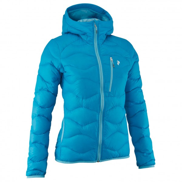 Peak Performance - Women's Helium Hood Jacket - Untuvatakki