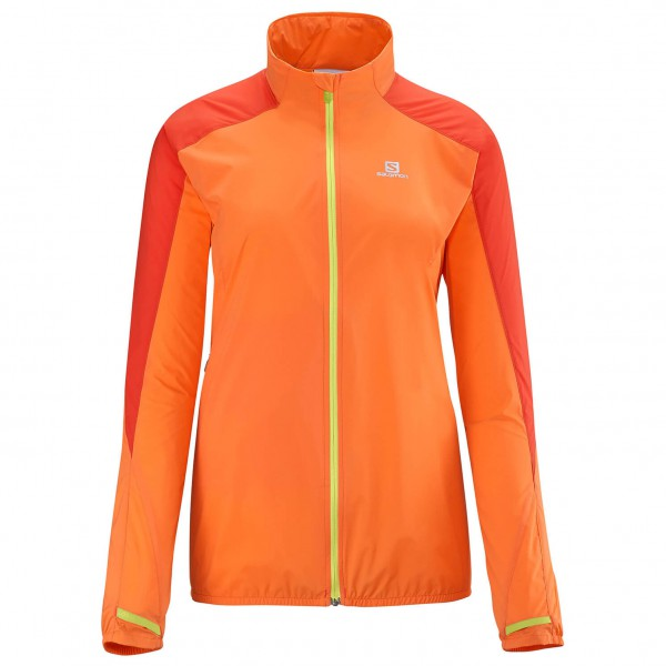 Salomon - Women's Fast Wing Jacket - Juoksutakki