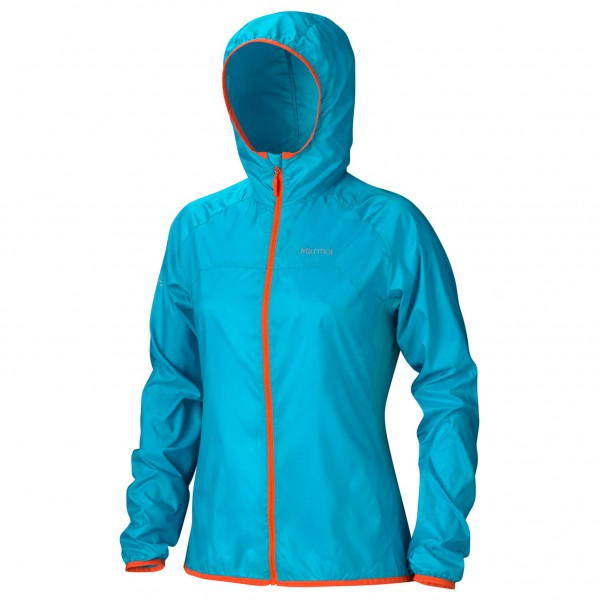 Marmot - Women's Trail Wind Hoody - Joggingjack