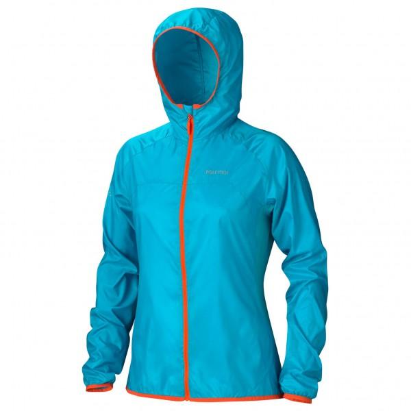 Marmot - Women's Trail Wind Hoody - Laufjacke