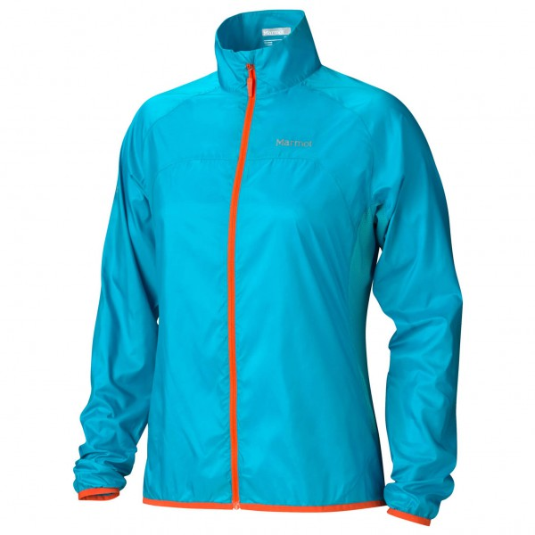 Marmot - Women's Trail Wind Jacket - Laufjacke