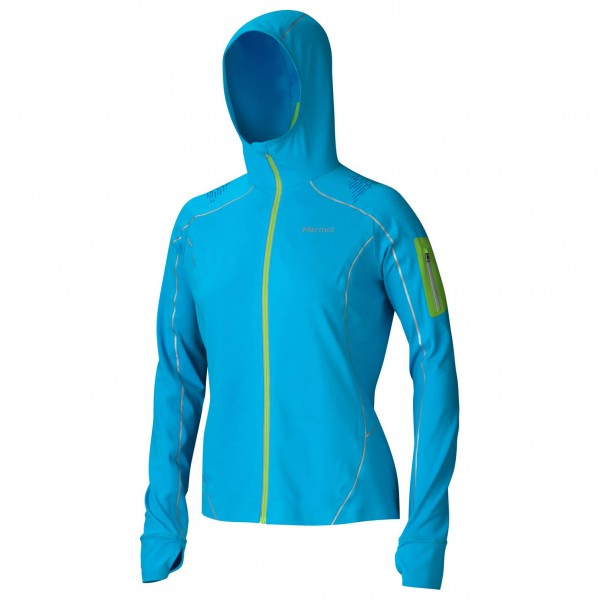 Marmot - Women's Accelerator Hoody - Running jacket