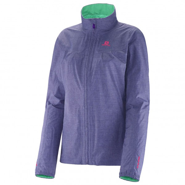 Salomon - Women's Park WP Jacket - Laufjacke