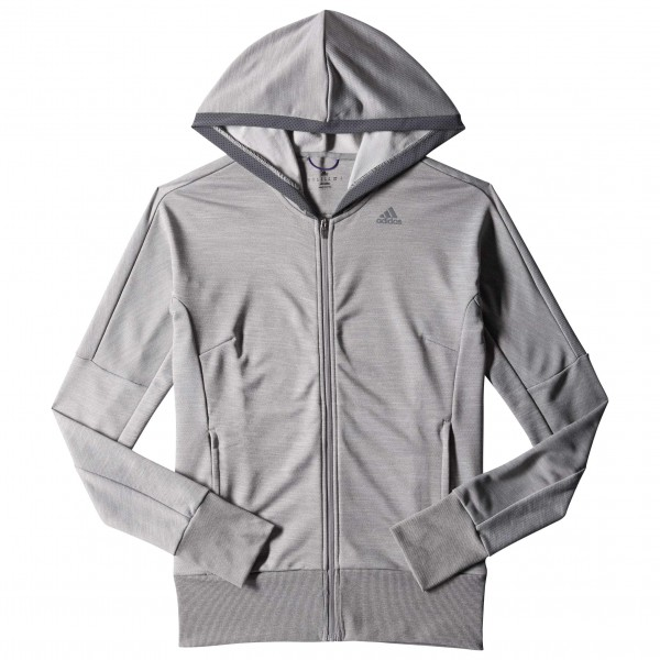 Adidas - Women's Beyond The Run Hoody - Juoksutakki