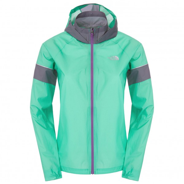 The North Face - Women's Storm Stow Jacket - Løbejakke