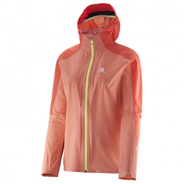 Salomon - Women's Bonatti Wp Jacket - Juoksutakki