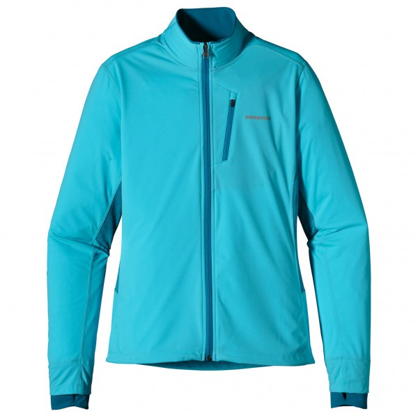 Patagonia - Women's Windshield Hybrid Jacket - Laufjacke
