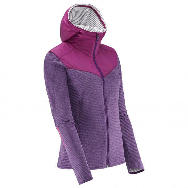 Salomon - Women's Elevate Mid - Veste de running