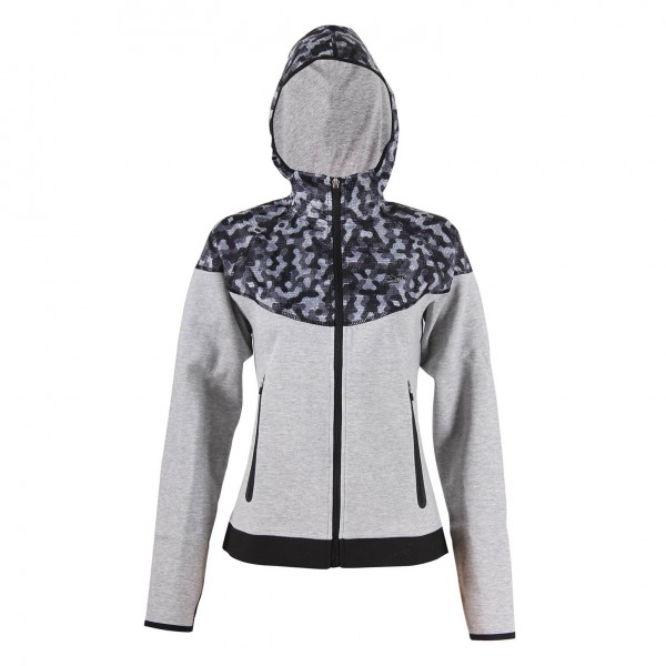 2117 of Sweden - Women's Baskarp Hood Jacket - Hoodie