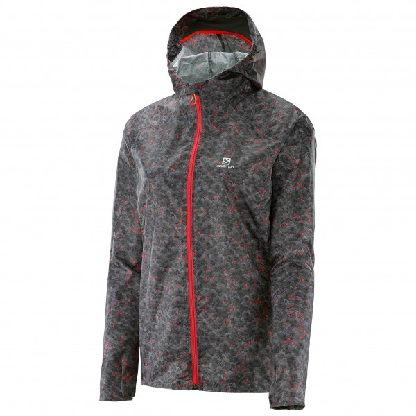 Salomon - Women's Fast Wing Graphic Hoodie - Veste de runnin