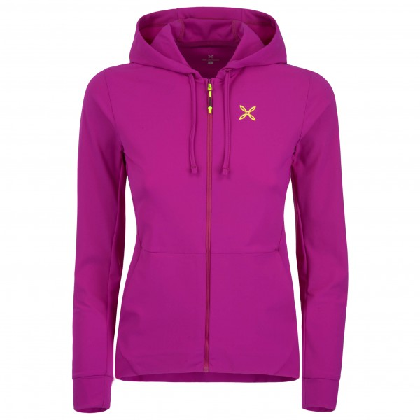 Montura - Easy Sound Hoody Jacket Woman - Joggingjack