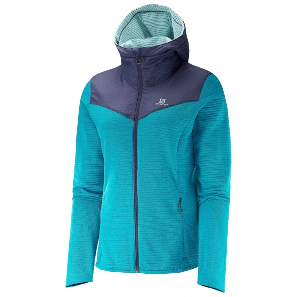 Salomon - Women's Elevate Full-Zip Mid - Veste de running