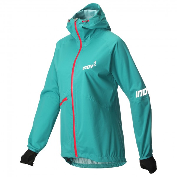 Inov-8 - Women's AT/C Raceshell Full-Zip - Juoksutakki