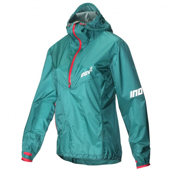 Inov-8 - Women's AT/C Stormshell Half-Zip - Joggingjack