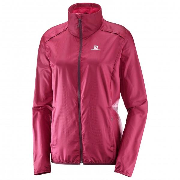 Salomon - Women's Agile Wind Jacket - Løbejakke