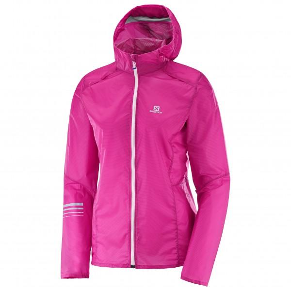 Salomon - Women's Lightning Wind Hoodie - Running jacket