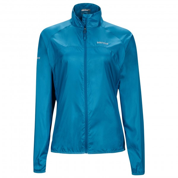Marmot - Women's Trail Wind Jacket - Joggingjack