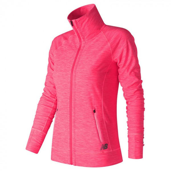 New Balance - Women's Mixed Media en Route Jacket