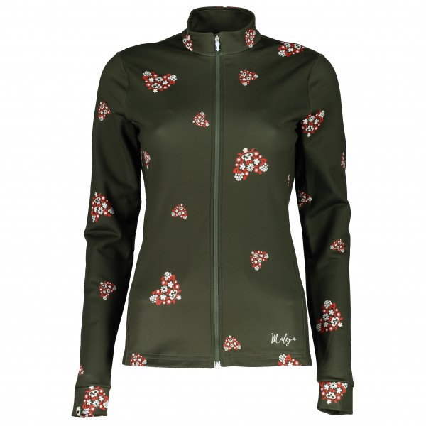 Maloja - Women's PauM.Jacket - Juoksutakki