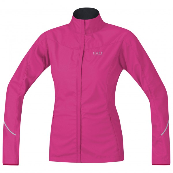 GORE Running Wear - Essential Lady WS AS Partial Jacket - Juoksutakki