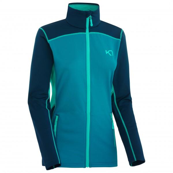 Kari Traa - Women's Kaia F/Z Fleece - Running jacket