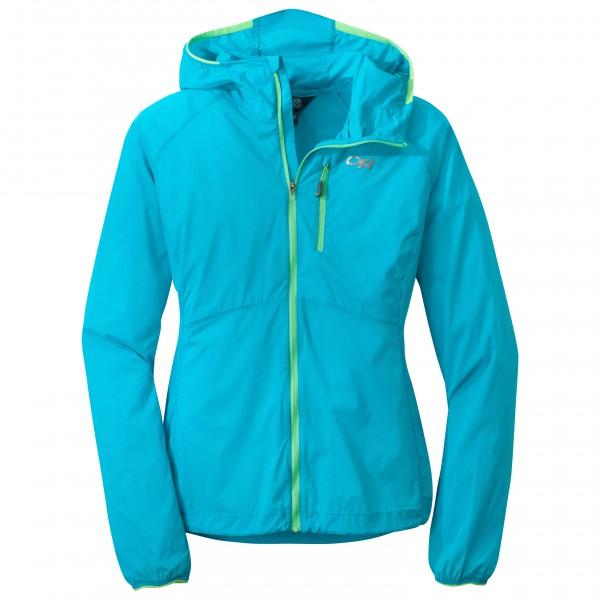 Outdoor Research - Women's Tantrum Hooded Jacket - Juoksutakki
