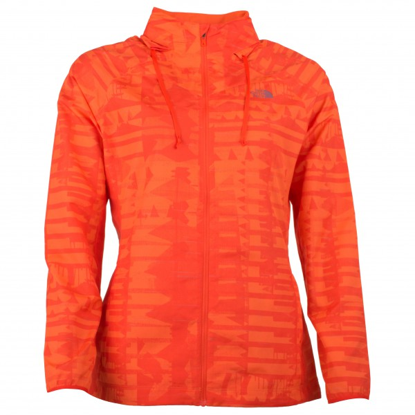 The North Face - Women's Rapida Jacket - Løbejakke